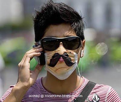 topeng H1N1